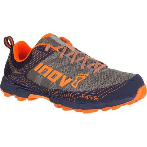 running shoes fitted inov 8 roclite 295 standard fit running shoe s