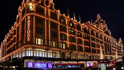 Harrods Christmas Decorations Christmas Decore Harrods Lights 2014