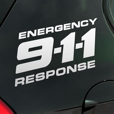 Sticker Stripe Toyota Kijang Emergency Response 911 transformateurs decal autocollant promotion achetez des transformateurs decal autocollant