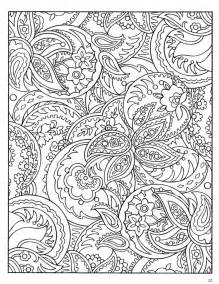design coloring pages 1000 images about indian designs on paisley