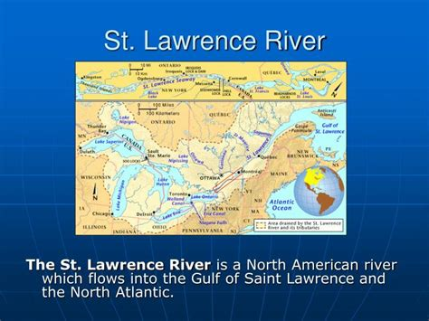 america map gulf of st ppt geographical features of the united states