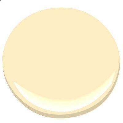 benjamin butter milk subtle soft yellow