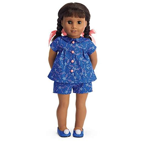 Hw Pajamas Blue Melody american melody s pajamas for 18 inch dolls import it all
