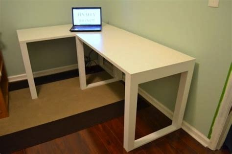 Diy Desk 5 You Can Make Bob Vila Diy Desk For Two