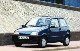 Fiat Cinquencento Fiat Cinquecento Hatchback Review 1993 1998 Parkers