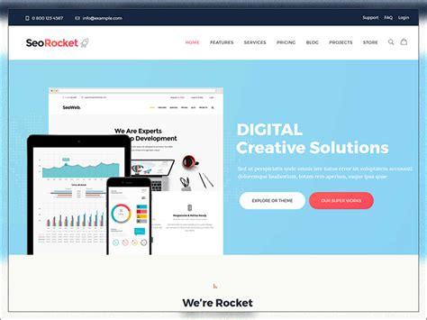 Rocket Marketing Yeheskiel Zebua 1 theme seo