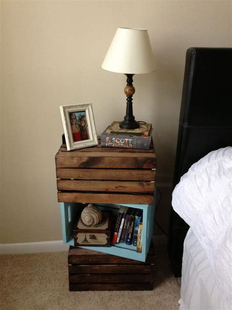Creative Nightstand Ideas | 30 creative nightstand ideas for home decoration hative