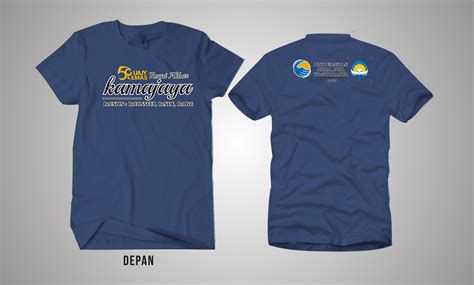 Kaos Baju Rise Of The t shirt dan polo shirt reuni akbar kamajaya 2015 alumni