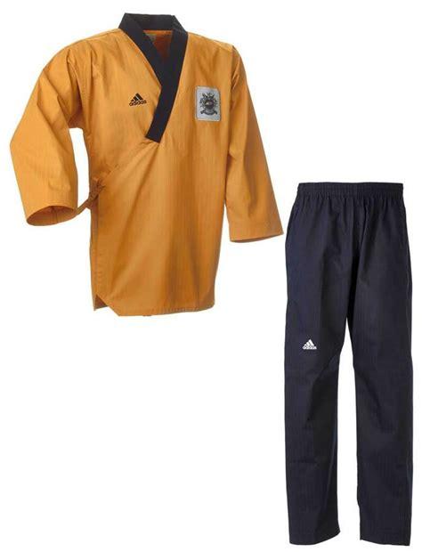 Baju Karate Adidas Combat jual baju taekwondo dobok adidas adi poomsae premium sport