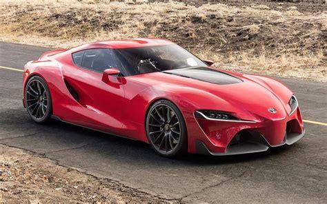 In Toyota Supra 2017 Toyota Supra New Futuristic Rocket