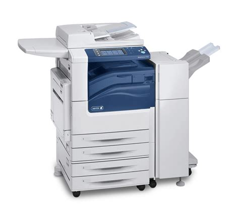 Office Copier by Xerox Workcentre Wc 7125 Xerox Copiers Chicago Color