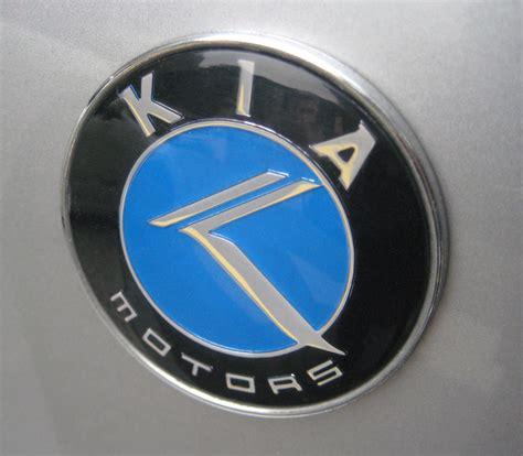 kia logo kia related emblems cartype