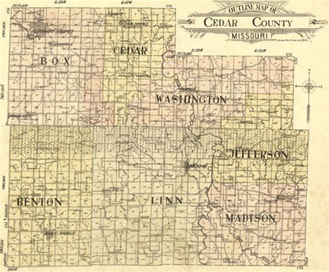 history of marshall county iowa classic reprint books cedar county missouri 1908 historical map reprint townships