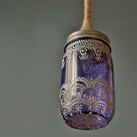 jar pendant l kit turn your litdecor jar