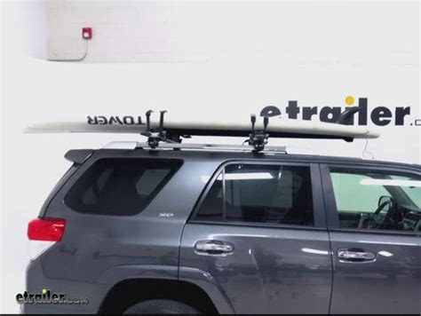 thule sup shuttle stand up paddleboard carrier roof