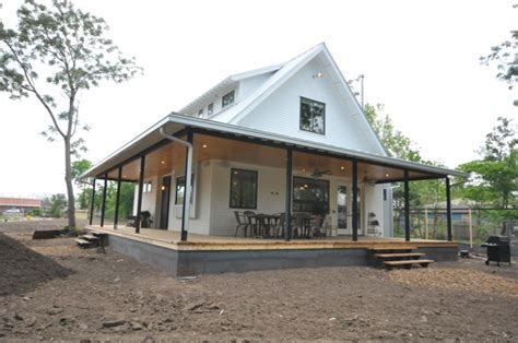 exterior details for a modern farmhouse jlc