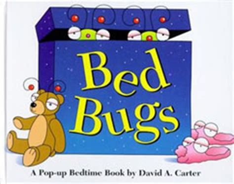 bed bugs in books experience the magic of david a carter s one red dot with