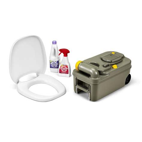 Caravan Awnings Second Hand Thetford C200 Toilet Holding Tank Amp Seat Fresh Up Kit