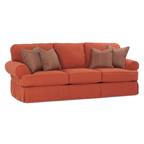 slipcovered sectionals furniture rowe 7860k rowe slipcovered sofa addison sofa discount