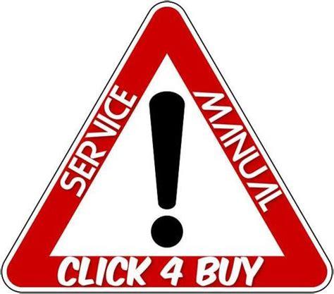 Tractors Allis Chalmers Service Repair Workshop Manuals