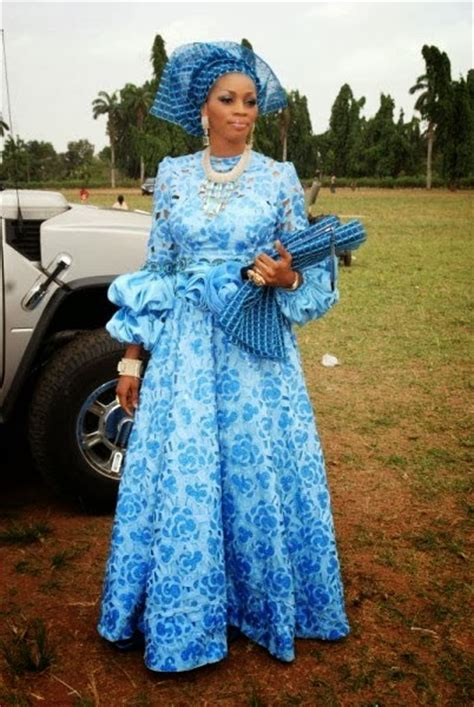 nigeria ovation native styles 2014 sky blue nigeria ankara fashion styles debonke