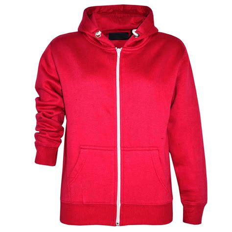 Hoodie Zipper New Balance Jaket Sweater Keren new children boys zip up plain hoodie jacket