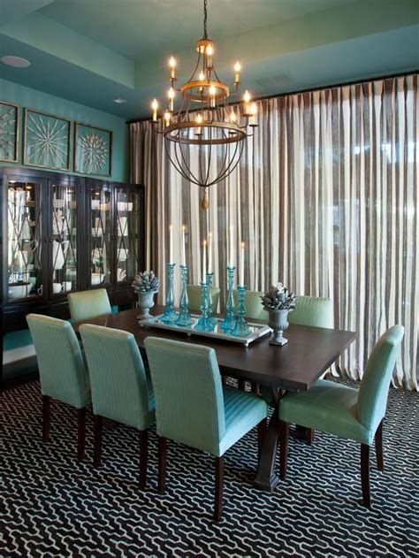 Aqua Dining Room by 17 Best Ideas About Aqua Dining Rooms On