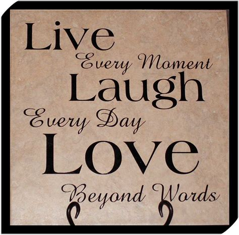 live laugh and live quotes and sayings quotesgram