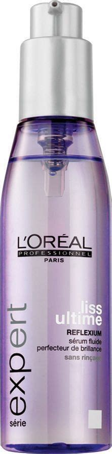 Loreal Serum Liss Unlimited Evening Primrose 125ml serie expert liss unlimited thermo smoothing heat