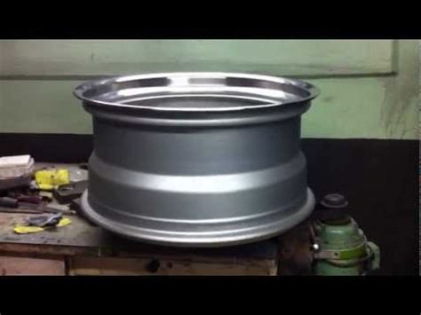 alloy wheel polishing at atomic wheels diy wheel polishing machine doovi