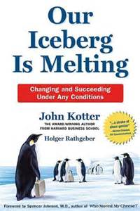 penelope march is melting books our iceberg is melting book review from the gills