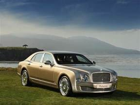 The Bentley Auto Zone Bentley Mulsanne 2010