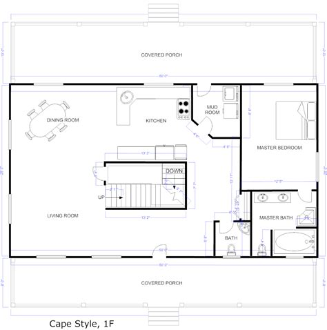 colonial home plans and floor plans