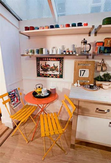 20 Small Eat In Kitchen Ideas & Tips   Dining Chairs