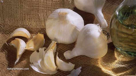 Garlic Detox Heavy Metals by Foods That Detox Heavy Metals With Tonic Recipe