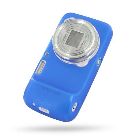 Box Samsung Galaxy S4 Zoom samsung galaxy s4 zoom soft blue pdair 10
