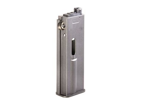 Kwc 1911 Co2 Magazine kwc m712 broomhandle metal magazine co2