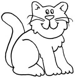 Galerry cartoon kitty coloring pages
