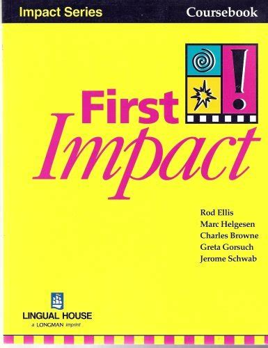 impact books impact series student book impact pre