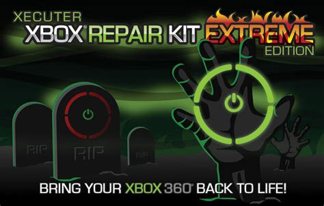 7 Tips On Repairing An Xbox 360 Rrod by Xecuter Xbox 360 Rrod Repair Kit Edition