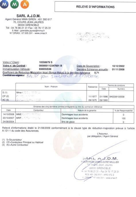 Lettre R 233 Siliation D lettre r 233 siliation de ligne t 233 l 233 phonique assurance auto