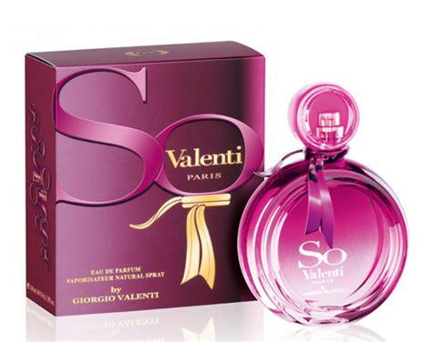 Parfum So so valenti giorgio valenti perfume a fragrance for