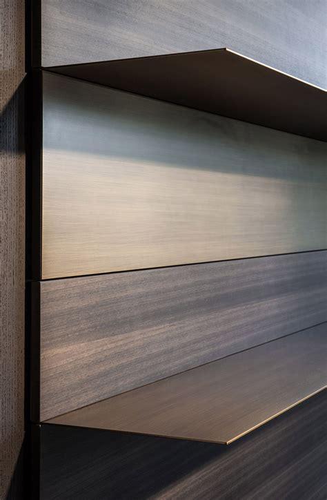 librerie porro porro spa libreria realizzata con piani in acciaio ad