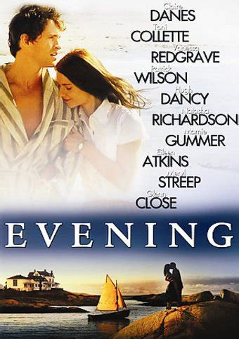 claire danes vanessa redgrave movie evening widescreen dvd 2007 starring vanessa redgrave