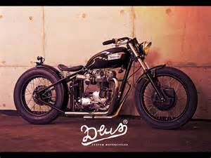 Deus Machina Motorcycle And Surf Themed Fashion Icon Deus Ex Machina