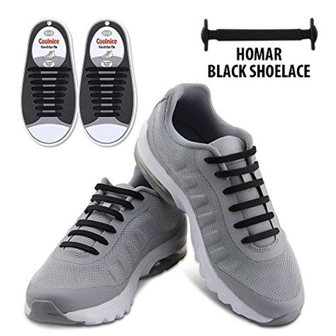 no tie laces running shoes homar no tie shoelaces for and adults best in