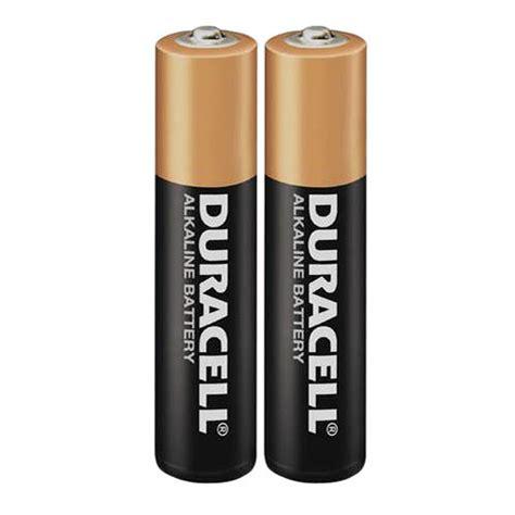 Battery Aaa duracell aaa 1 5v alkaline coppertop batteries 2 pack