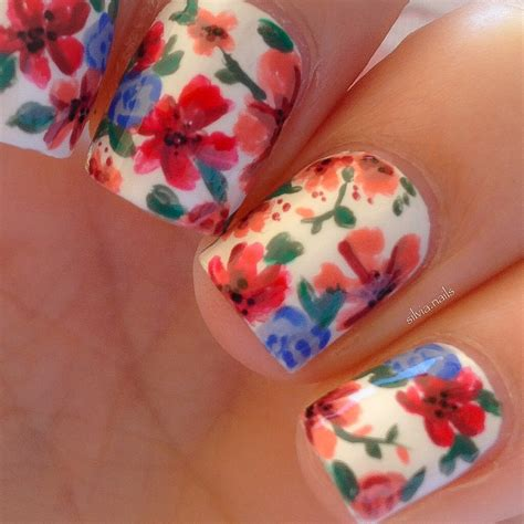 tutorial fiori nail tutorial fotografico nail con fiori just me and my