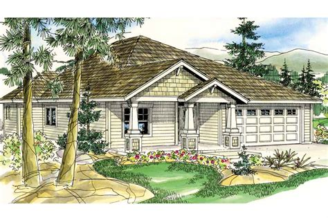 craftsman house plans logan 30 720 associated designs