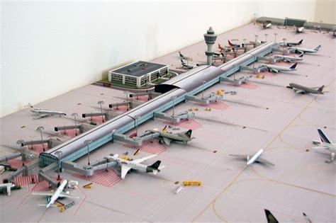 airport diorama designs  source
